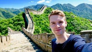 VISITING THE GREAT WALL OF CHINA 🇨🇳