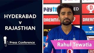 I backed myself to hit Rashid Khan: Rahul Tewatia - Download this Video in MP3, M4A, WEBM, MP4, 3GP
