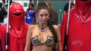 Costumes of Star Wars Celebration VI - Creative and comical cosplay at Orlando convention