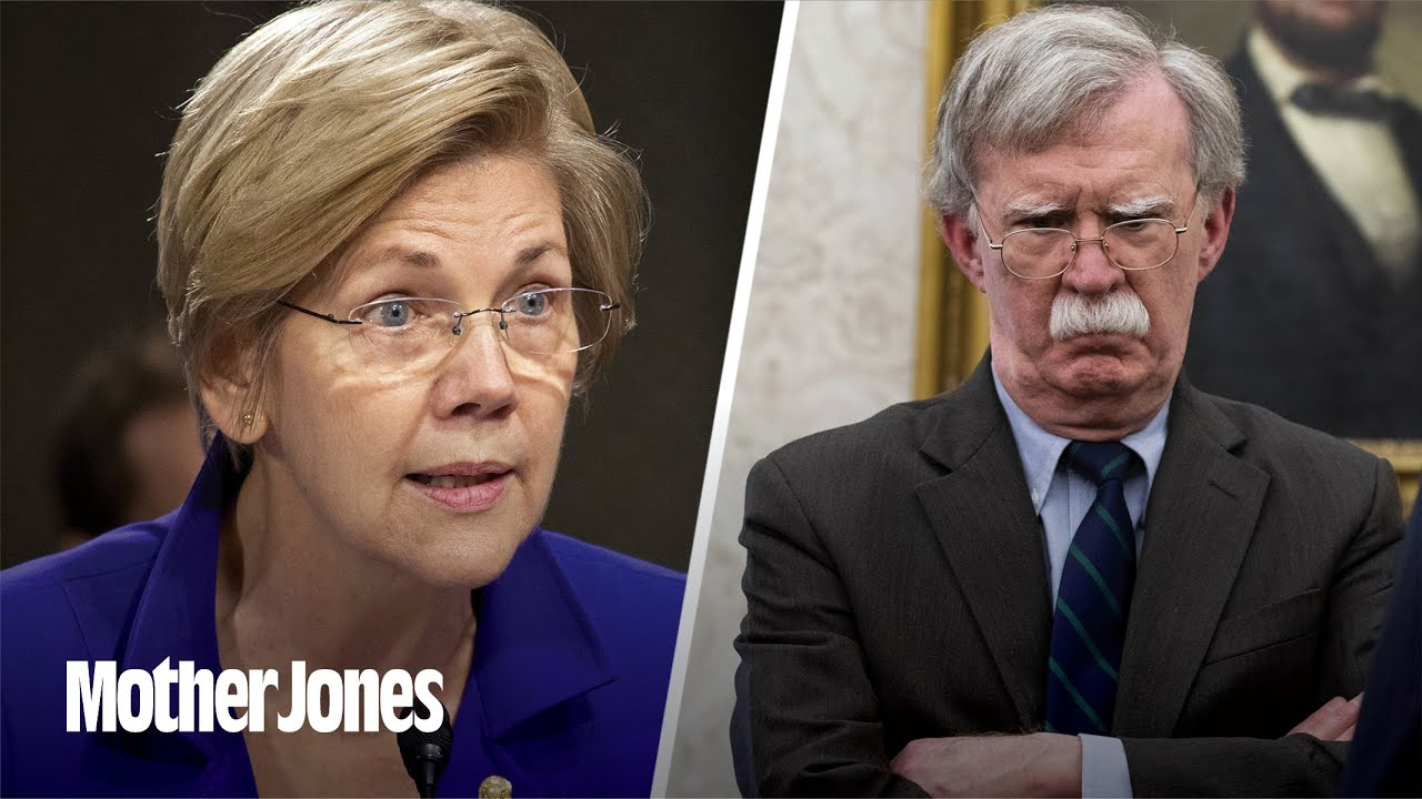 Trump Administration Ignored Warren's Pandemic Preparedness Questions in 2018 thumbnail