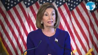 Pelosi Trump's actions amount to 'betrayal of his oath of office'