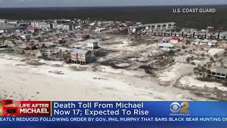 Hurricane Michael Death Toll Up To 17