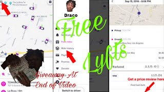 How To Get Any Lyft ride Free  Guaranteed