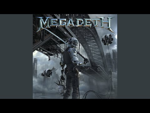 Megadeath - Bullet To The Brain
