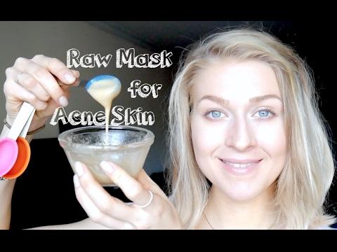 Face mask at Anti-Aging sa paligid ng mga mata