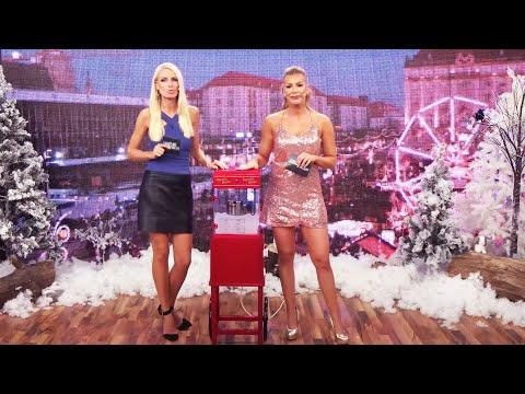 Die beste Popcorn-Maschine auf einem Rollwagen mit Anne-Kathrin Kosch bei PEARL TV