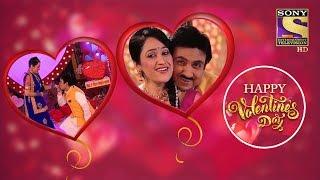 Jethalal Romances Daya | Valentine