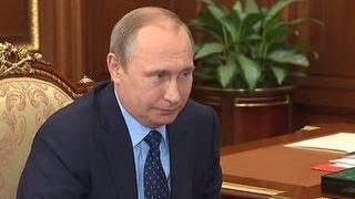 Путин узнал, как в Новосибирской области выполняют майские указы