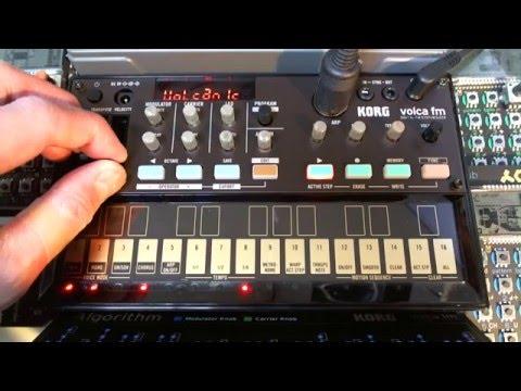 Korg Volca Sample or FM? — Audiobus Forum