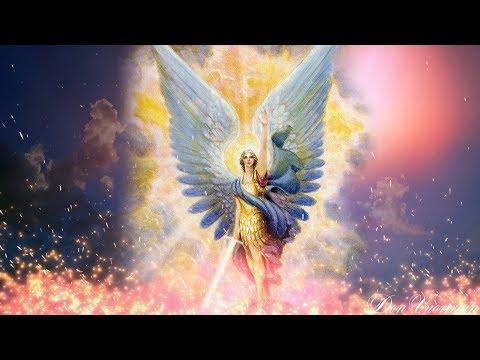 Старинная Молитва к Архангелу Михаилу. Защита, Сила и Благодать. 3 раза