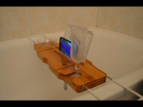 Galeara Mensola per vasca da bagno