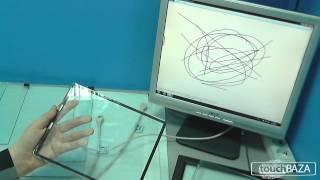 Акустические сенсорные экраны (ПАВ)