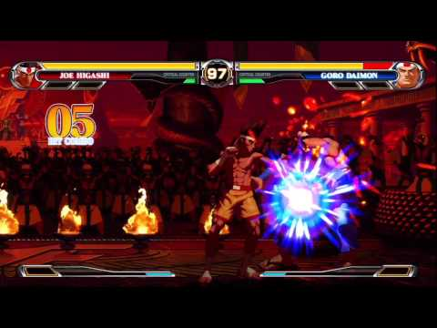 Видео № 0 из игры King of Fighters XII (Б/У) [X360]