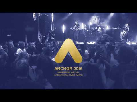 ANCHOR 2016 - Reeperbahn Festival International Music Award Trailer