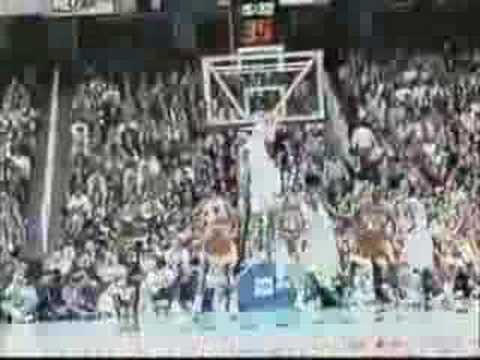 Video: Vince Carter's Top-40 Dunks at UNC