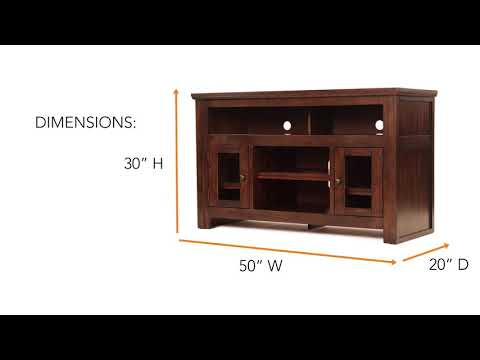 Harpan Medium TV Stand