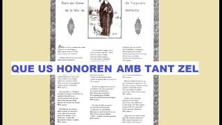 preview picture of video 'Goigs en llaor de Sant Antoni Abat de Manlleu'