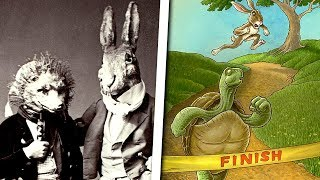 The Messed Up Origins of The Tortoise and the Hare | Fables Explained - Jon Solo