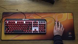 MASSIVE ARENA Mousepad - Cougar Gaming