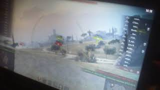 Подсадил старшую на World of Tanks!!!