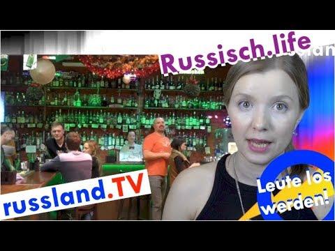 Russisch: Leute los werden! [Video]