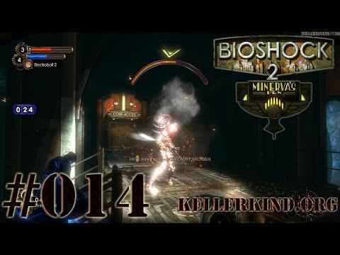 Bioshock 2 Minerva´s Den [HD|60FPS] #014 - Zum Kern der Sache ★ Let's Play Bioshock 2 MD