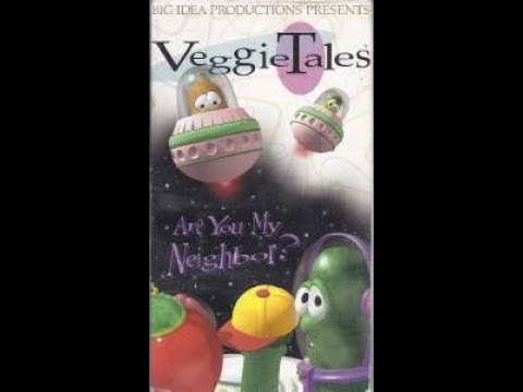 VeggieTales Are you my neighbor? 1995