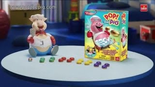 Toy Commercial 2014 - Pop the Pig - Belly Busting Fun - Keep Feeding The Pig Yummy Burgers