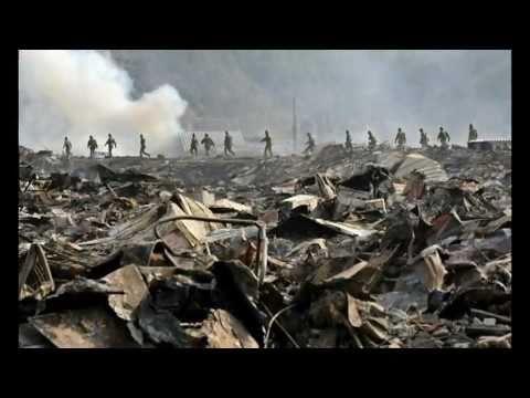 【東日本大震災】被災地の様子 海外メディアによる画像 写真[Japan Tohoku Earthquake & Tsunami](song by i-nos)