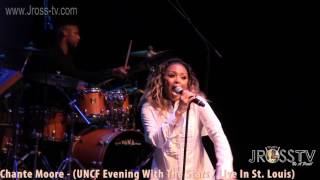 "James Ross @ Chante Moore - ""I'm What You Need"" - www.Jross-tv.com (St. Louis)"