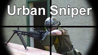 Airsoft Sniper Gameplay - Scope Cam - Urban Sniper 2 - dooclip.me
