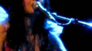 Bat For Lashes - Prescilla Live Aeronef Lille 19-05-09