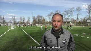 Få besøg af DBU Jyllands fairplay-udvalg