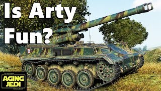 Is This Possible? An Artillery that I Enjoy??? - World of Tanks