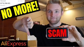 Why I Stopped Using AliExpress To Dropship…