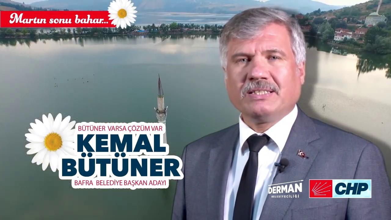 Kemal Bütüner: Bafra'yı Türkiye'nin yıldızı haline getireceğiz