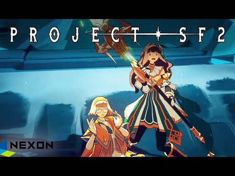Nexon's Project SF2 is an Animated Stylized Collectible Turn-Based RPG Heading to Mobile