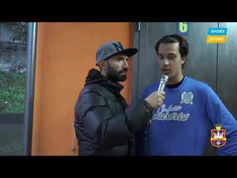 immagine di anteprima del video: BARRESE F.C. Vs Summa Rionale Trieste: Intervista al difensore...