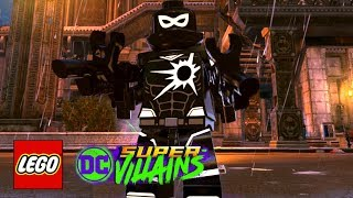 LEGO DC Super-Villains - How To Make Agent Venom!