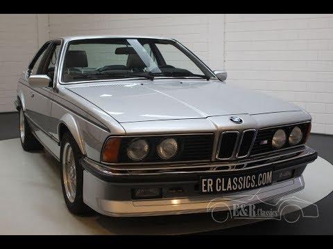 Video of '84 M635 CSi - R8Y0