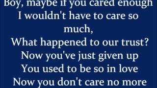 Beyonce - I Care lyrics