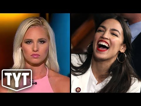 Tomi Lahren Gets Dunked On