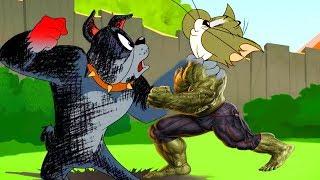 Funny Cartoons 2018 - Tom & Jerry New Episode | том и джерри 2018 #1
