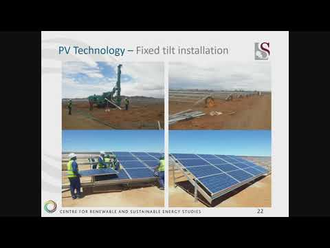 Photovoltaic Systems Online Course - YouTube