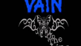 Vain - Cover Me (Just One More Time)