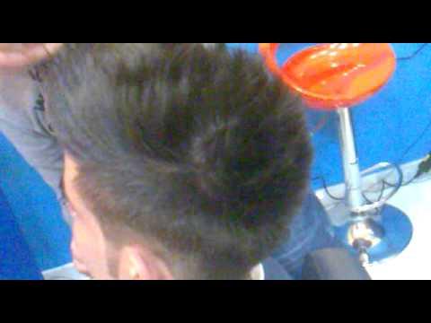 Vertigine capelli uomo