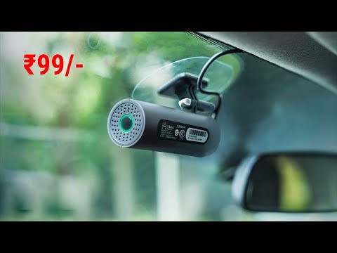 15 Amazing Car Accessories Available On Amazon India & Online | Under Rs99, Rs500, Rs1000,