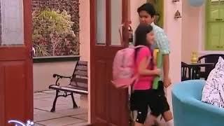 Jannat zubair in best of luck Nikki part1