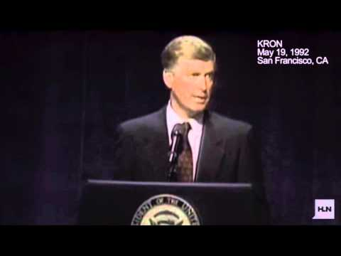 Dan Quayle Speech About Murphy Brown and Family Values
