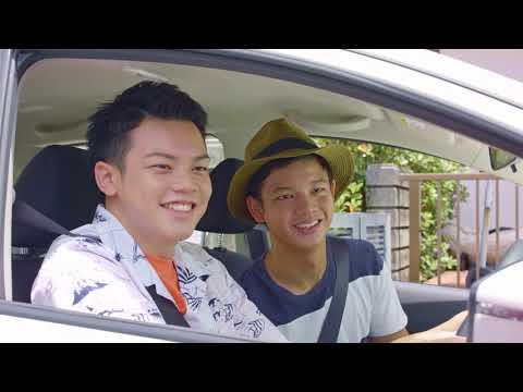 沖縄 ウェルカムんちゅになろう2019 TV-CM「路上駐車篇」